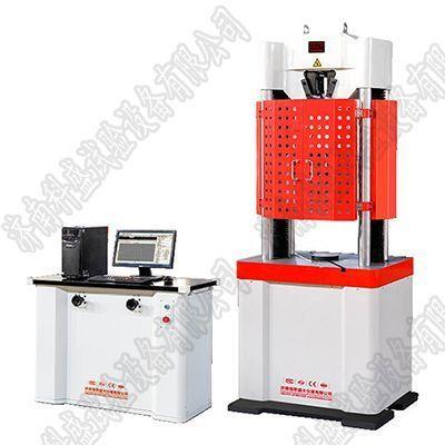 首次使用液压万能试验机需注意的事项及常见问题处理方法